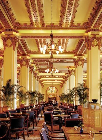 The Peninsula Hong Kong Lobby