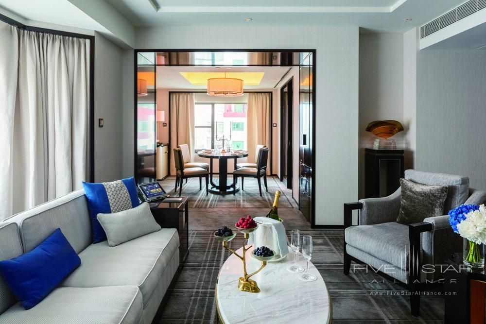 Suite Lounge at The Peninsula BeijingChina