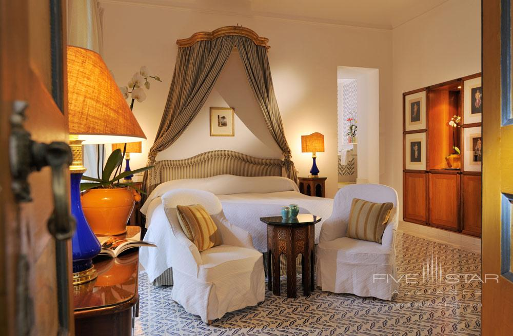 Guest Room Number 73 at Le Sirenuse, Positano, Italy
