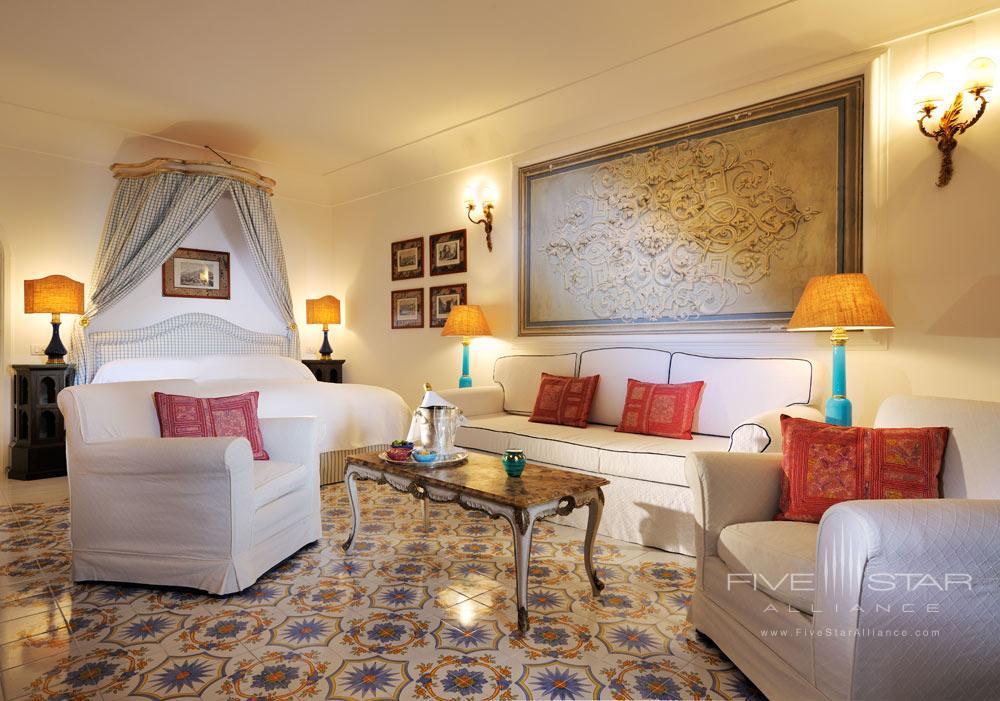 Guest Room Number 59 at Le SirenusePositanoItaly