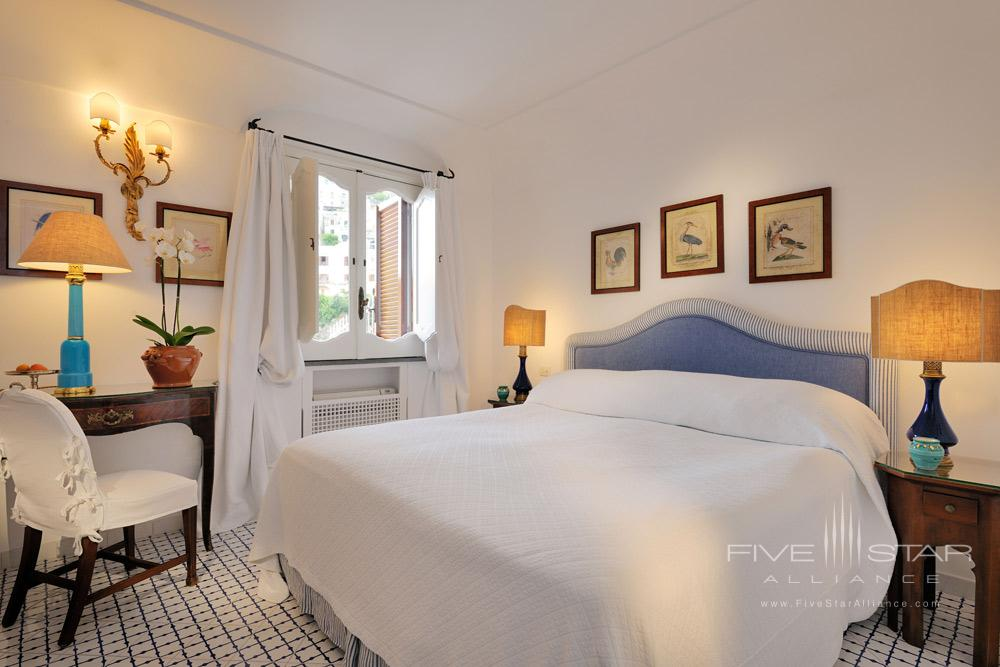 Guest Room Number 10 at Le Sirenuse, Positano, Italy