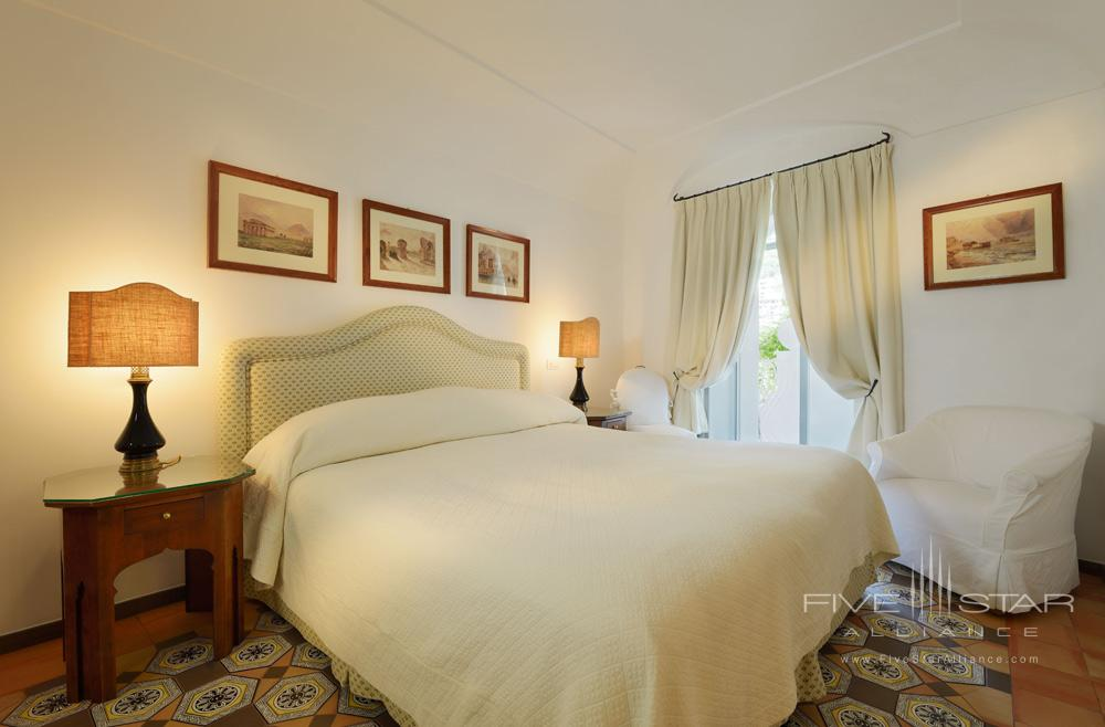 Guest Room Number 39 at Le Sirenuse, Positano, Italy