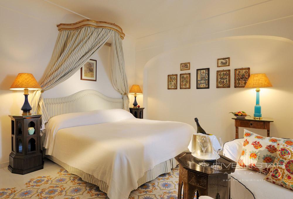 Guest Room 58 at Le Sirenuse, Positano, Italy