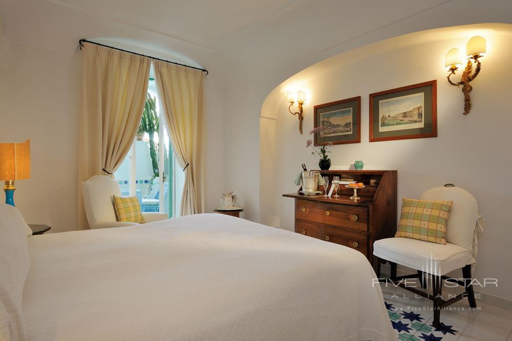 Guest Room 28 at Le Sirenuse, Positano, Italy