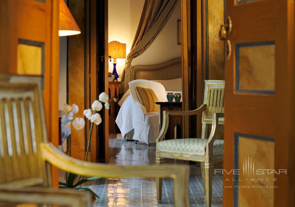 Guest Room 73 at Le Sirenuse, Positano, Italy