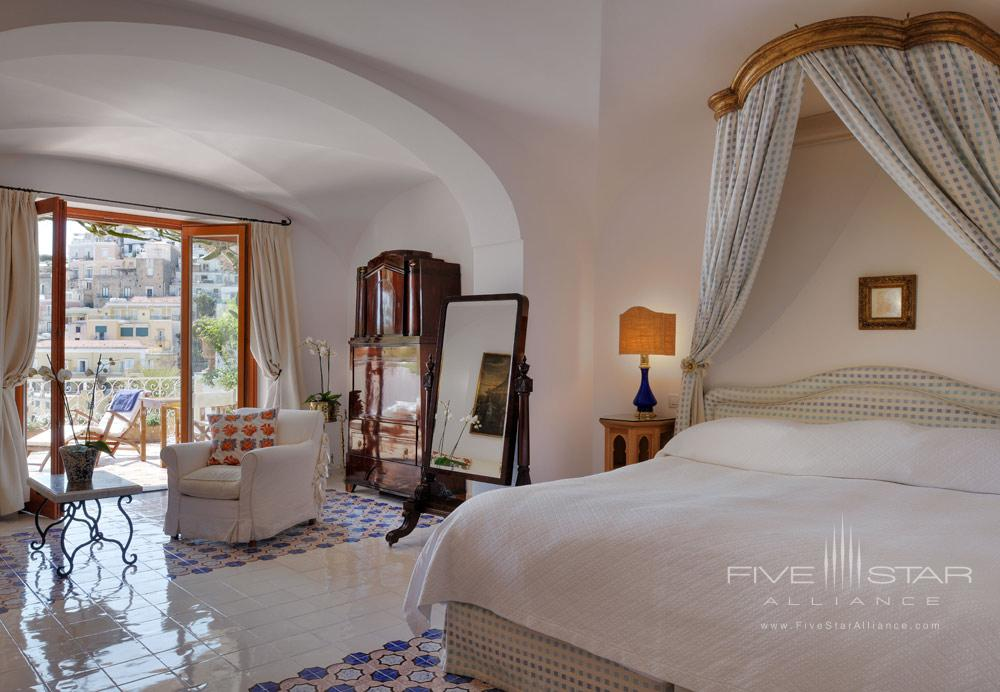 Guest Room Number 62m at Le Sirenuse, Positano, Italy
