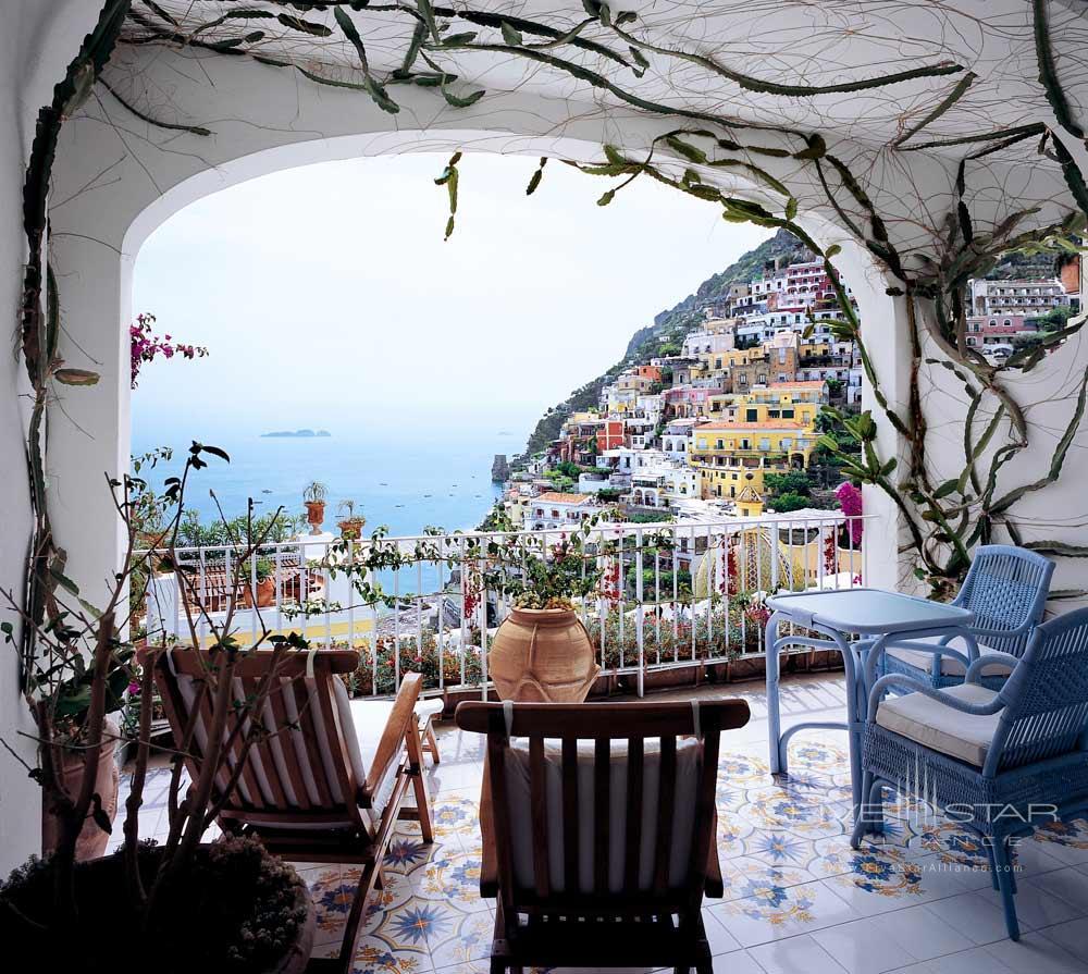 Balcony Room at Le Sirenuse, Positano, Italy