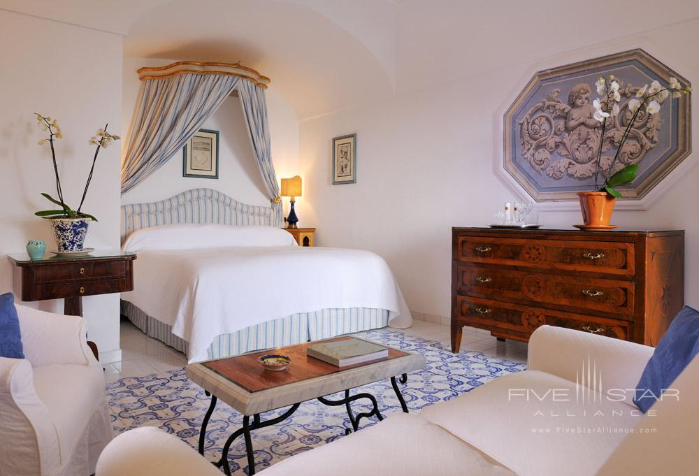 Guest Room 54 at Le Sirenuse, Positano, Italy