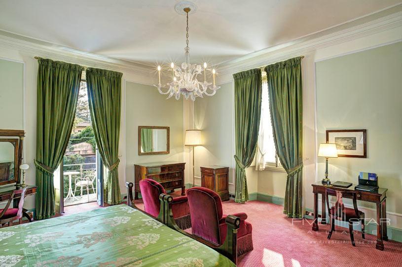 Double Executive Guest Room at Villa d'Este Lake Como