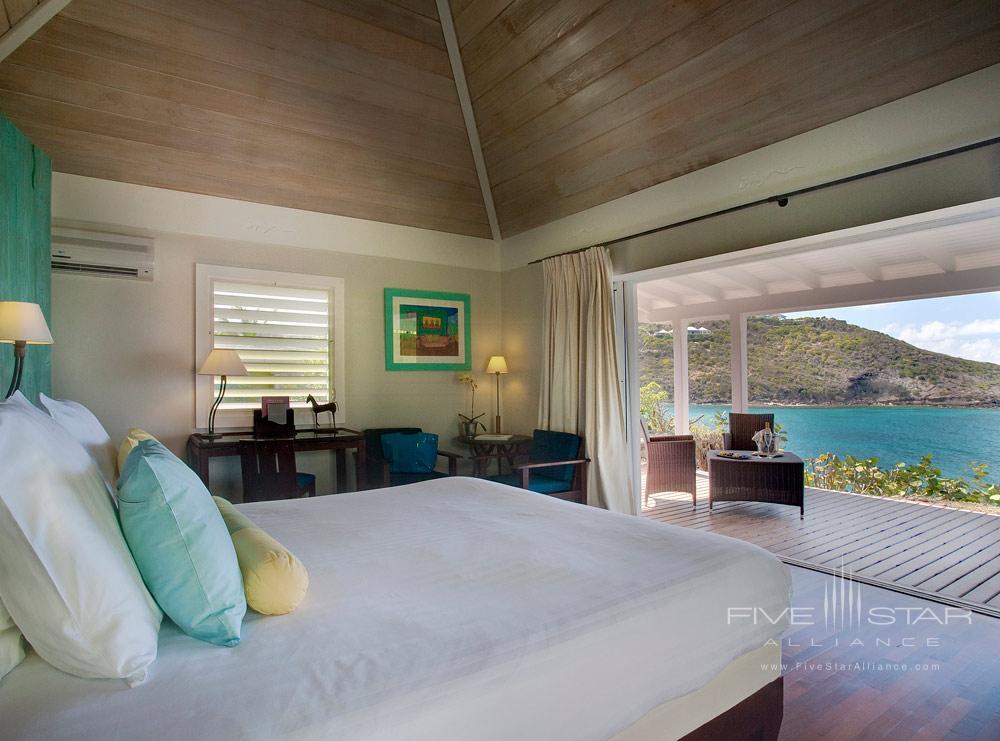 Ocean Bay Room at Guanahani Hotel