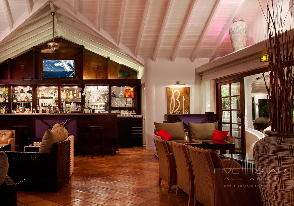 Bar at Guanahani Hotel