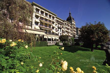 Victoria-Jungfrau Grand Hotel and Spa