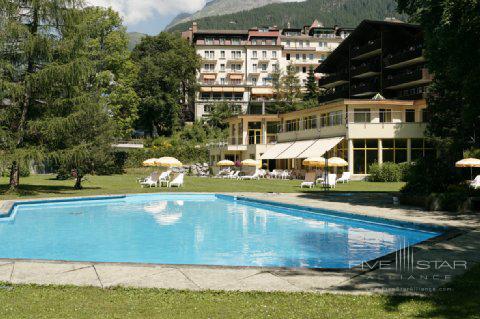 Grand Regina Alpin Wellfit Hotel Pool