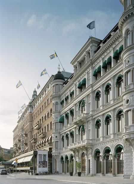 Grand Hotel Intercontinental Stockholm