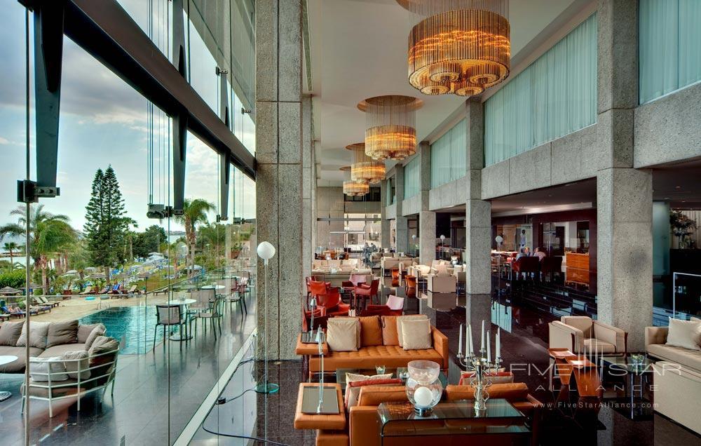 Lobby at Amathus Beach HotelLimassolCyprus