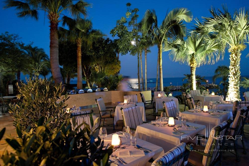 La Terrazza Restaurant at Amathus Beach HotelLimassolCyprus