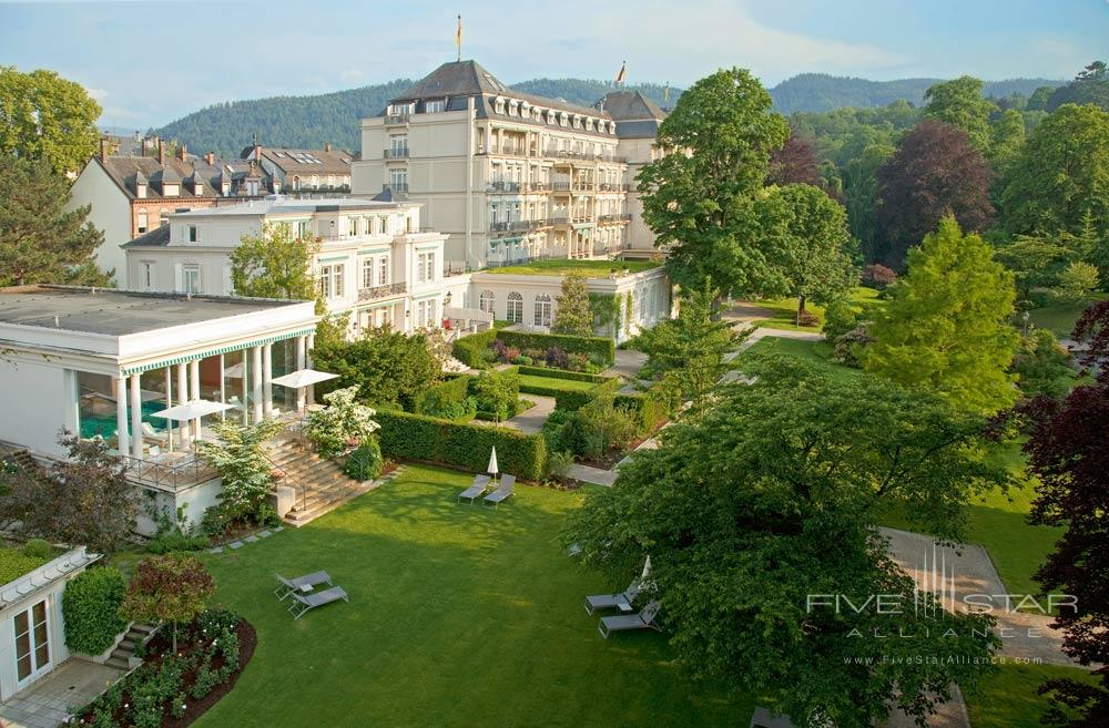 Brenners Park Hotel and SpaBadenGermany