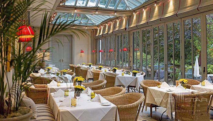 Dining at Brenners Park Hotel and SpaBadenGermany