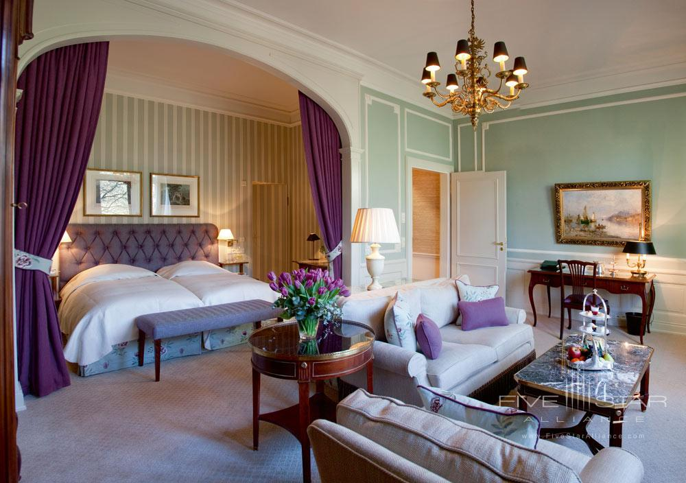 Suite at Brenners Park Hotel and SpaBadenGermany