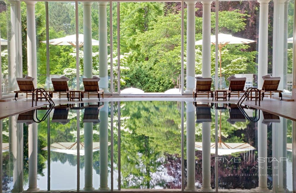 Indoor Pool at Brenners Park Hotel and SpaBadenGermany