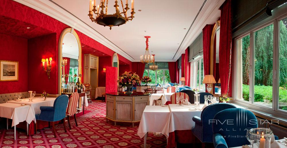 Dining Options at Brenners Park Hotel and SpaBadenGermany