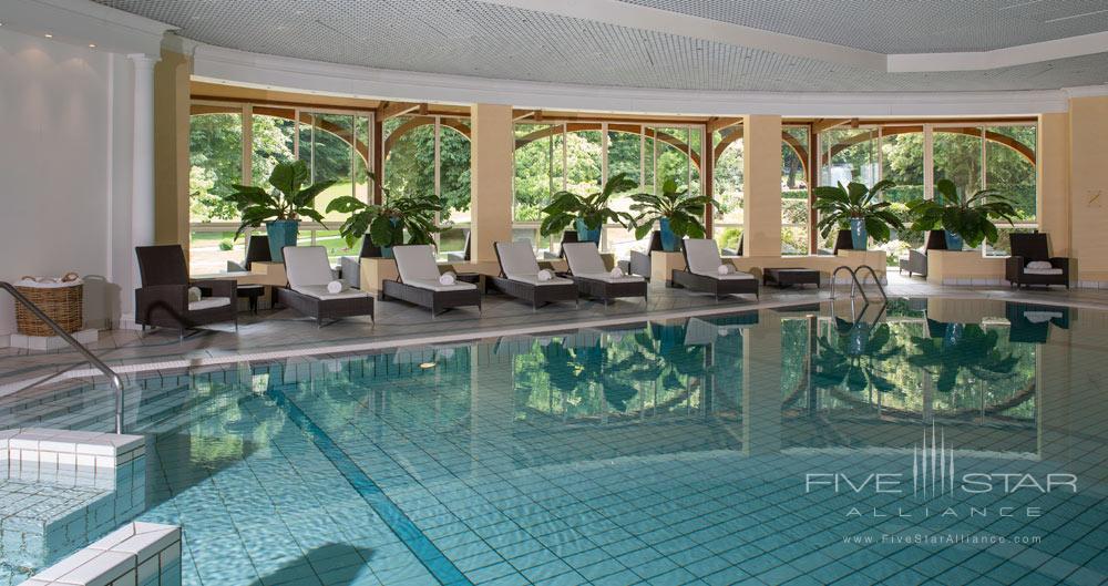 Indoor PoolHotel Royal at Evian ResortFrance