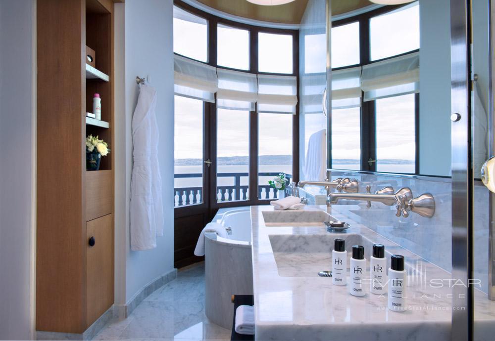 Jr Suite BathHotel Royal at Evian ResortFrance