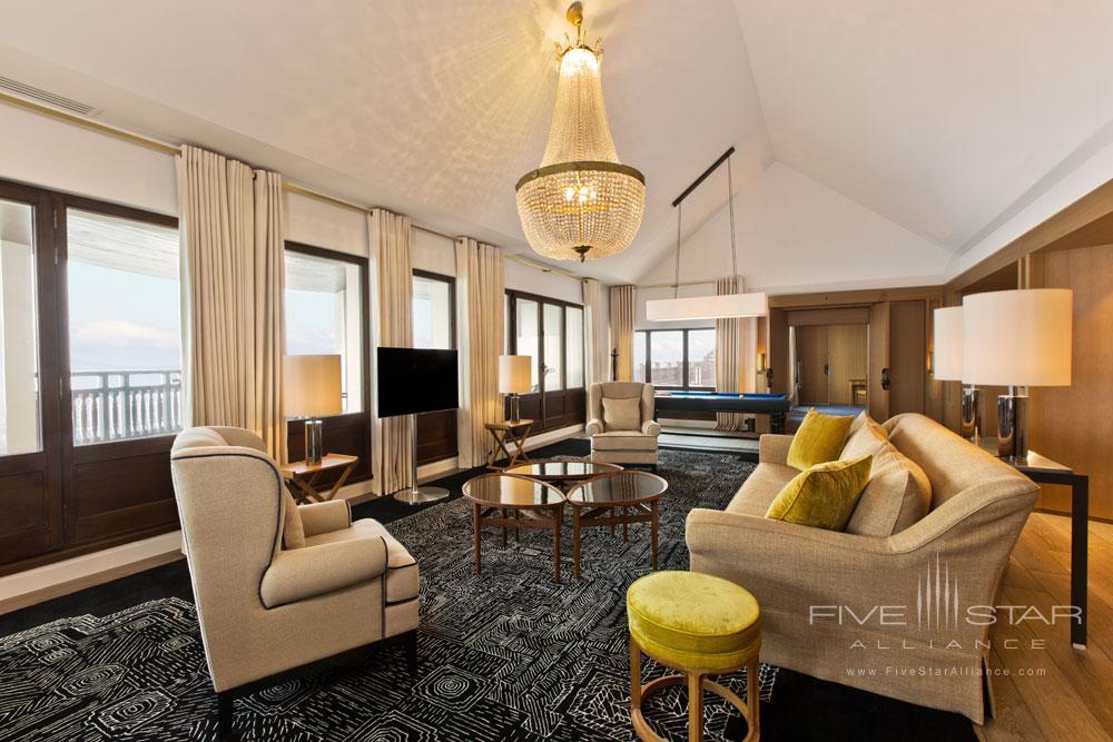 Suite Living AreaHotel Royal at Evian ResortFrance