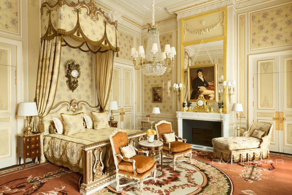 Suite at Ritz ParisParisFrance