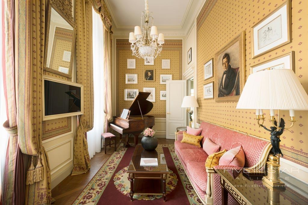 Suite Chopin at Ritz ParisParisFrance