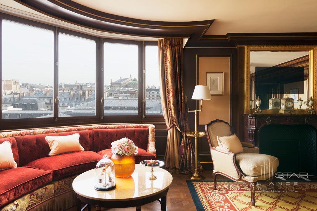 Opra Suite at Ritz ParisParisFrance