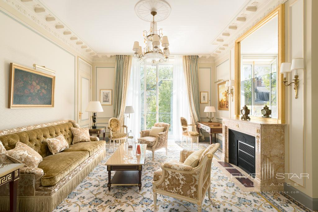 Deluxe Suite at Ritz ParisParisFrance