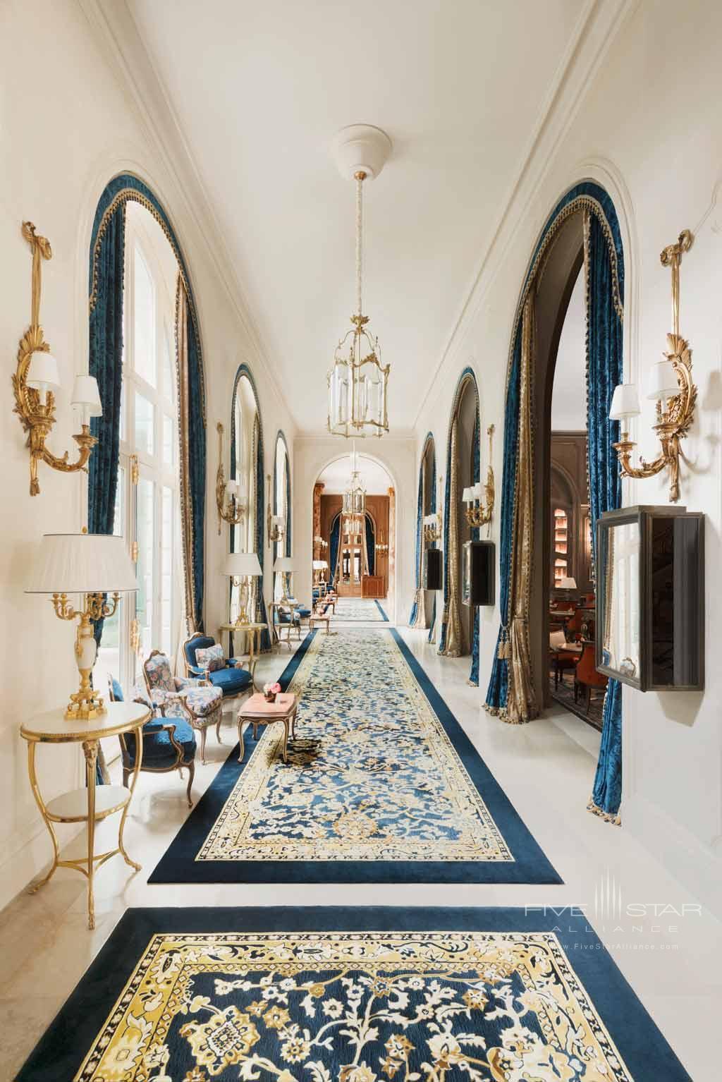 Lobby of Ritz ParisParisFrance