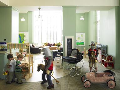 Gleneagles Hotel Playroom