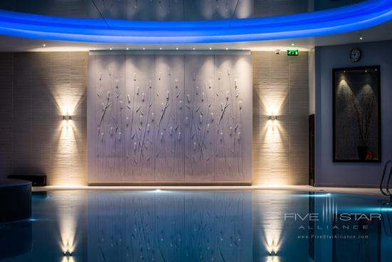 Gleneagles Hotel Leisure Club Pool