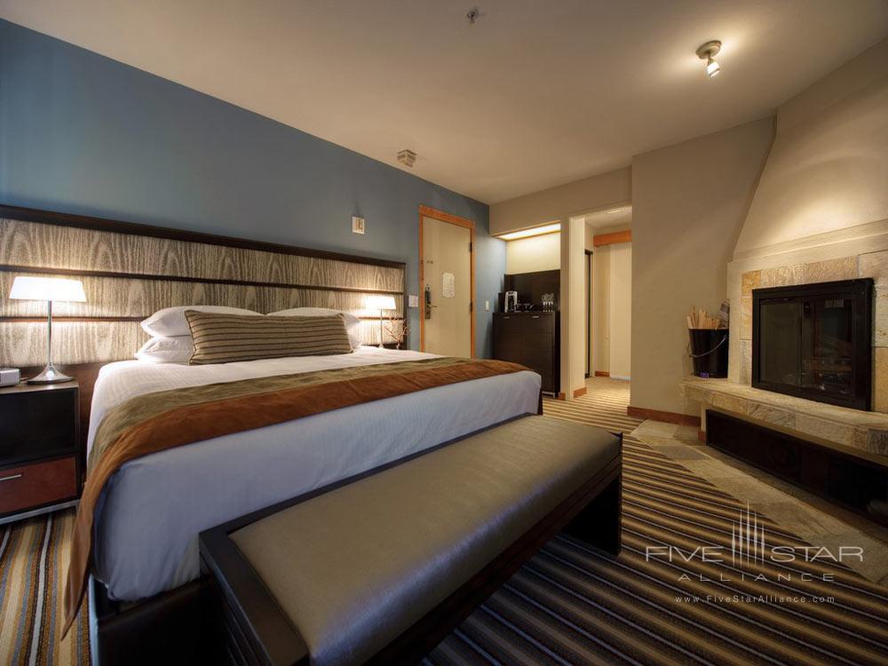 Guest Room at Hyatt Carmel Highlands