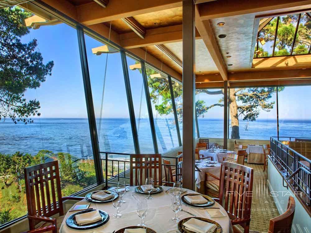 Dining at Hyatt Carmel Highlands