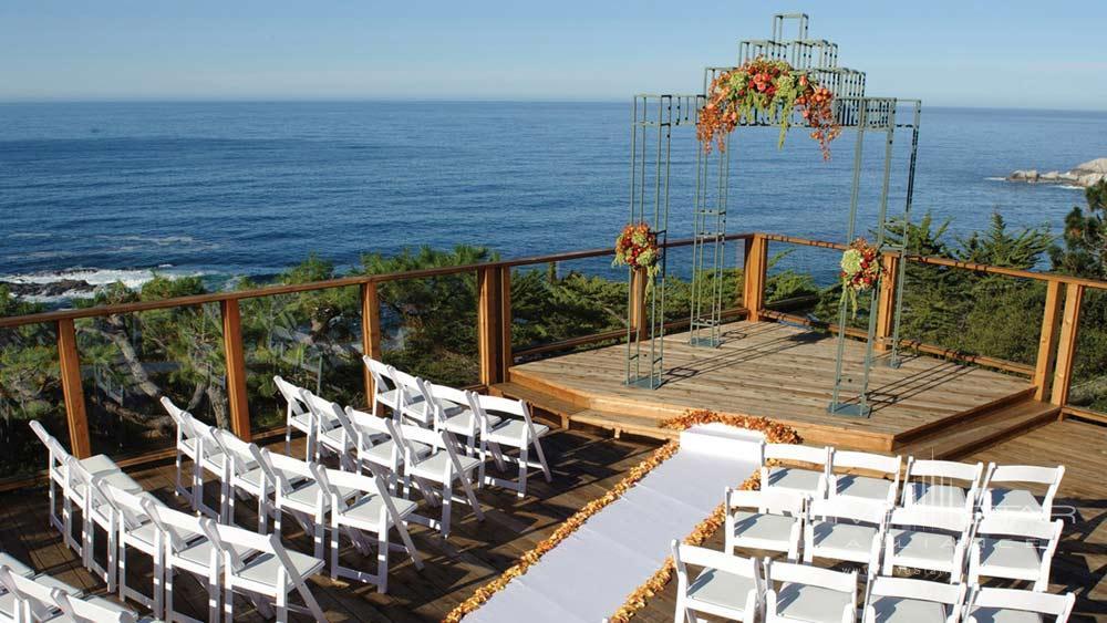 Wedding at Hyatt Carmel Highlands
