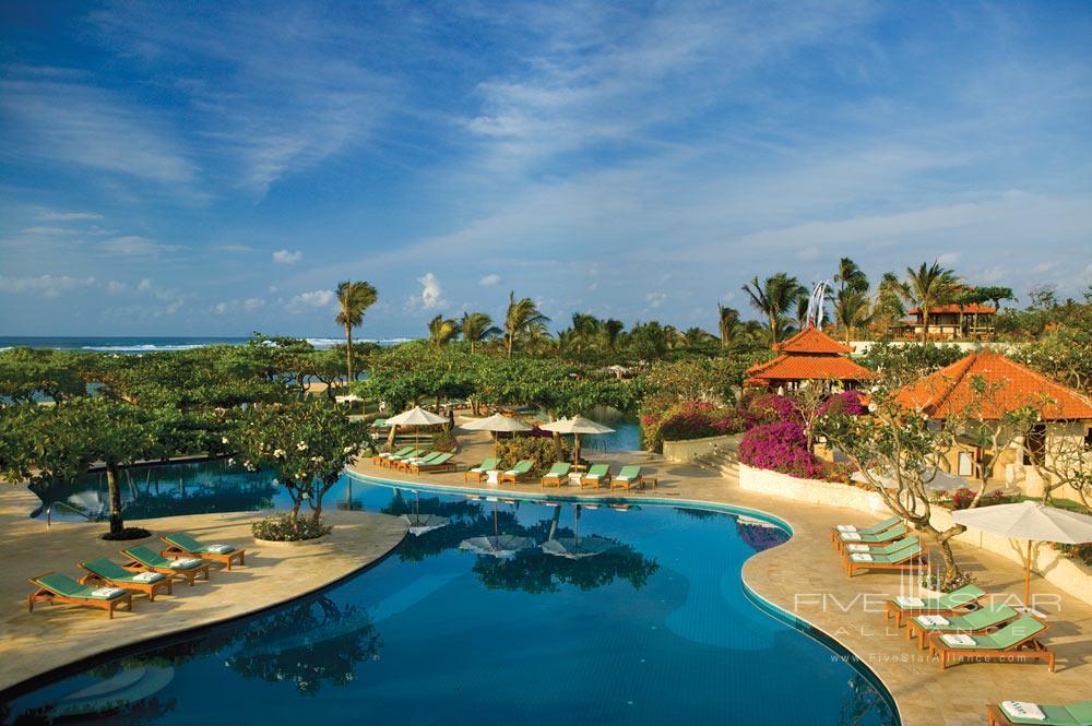 Lagoon Pool at Grand Hyatt BaliIndonesia