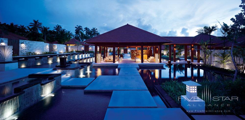 Exterior of Kriya Spa at Grand Hyatt BaliIndonesia