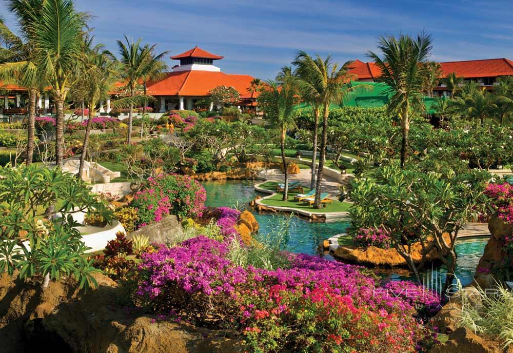 River Pool at Grand Hyatt BaliIndonesia