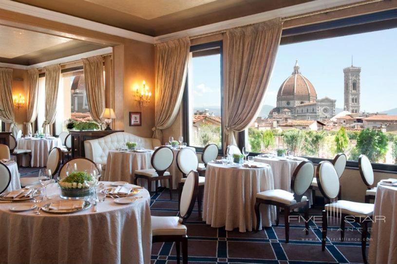 Grand Hotel Baglioni Dining