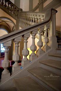 Grand Hotel Baglioni Staircase