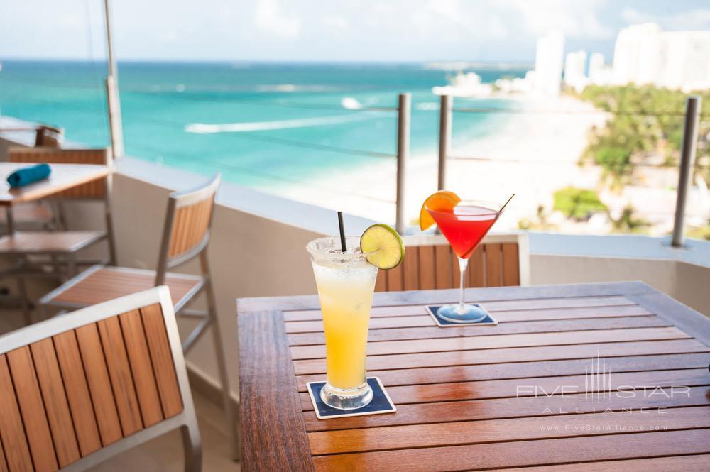 Mist Ultra Lounge at San Juan Water and Beach Club Hotel