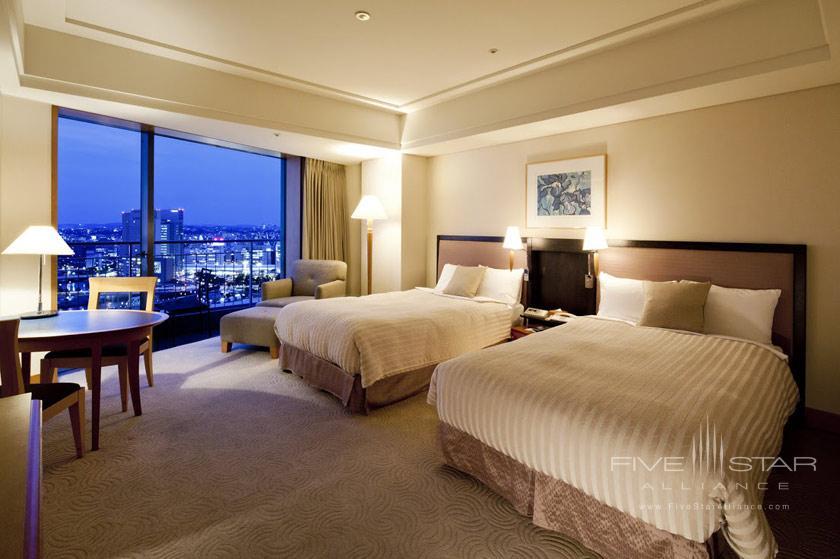 The Yokohama Bay Hotel Tokyuformerly Pan Pacific Yokohama