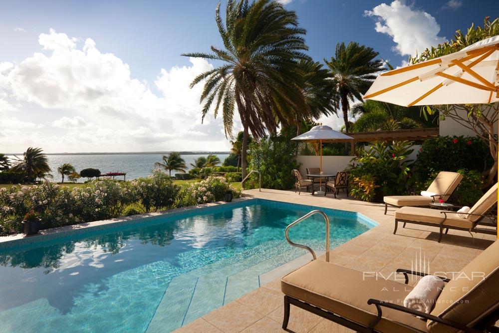 Jumby Bay mahogany harbour pool villaSt JohnsAntigua And Barbuda