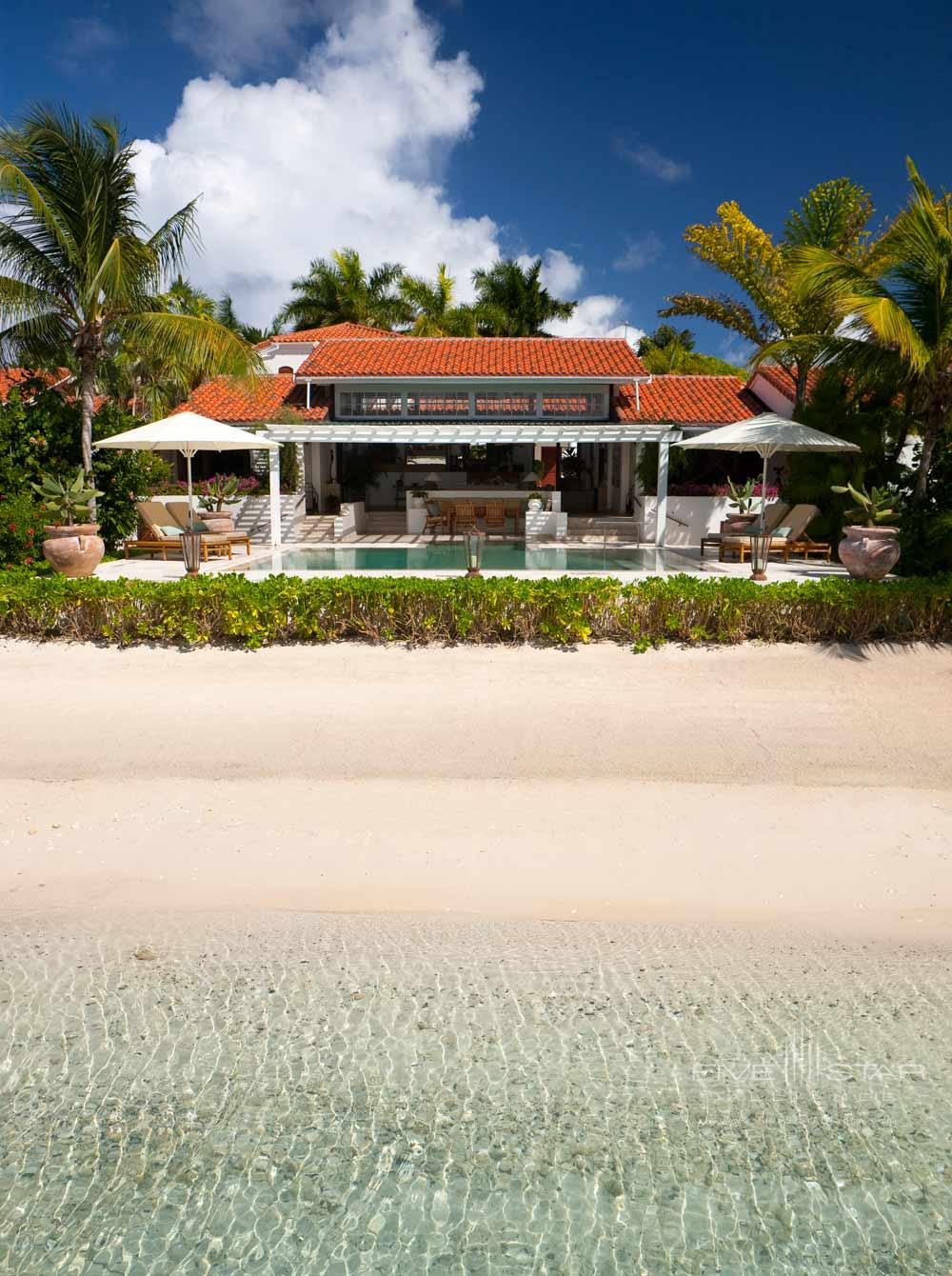 Jumby Bay sandy cove villaSt JohnsAntigua And Barbuda