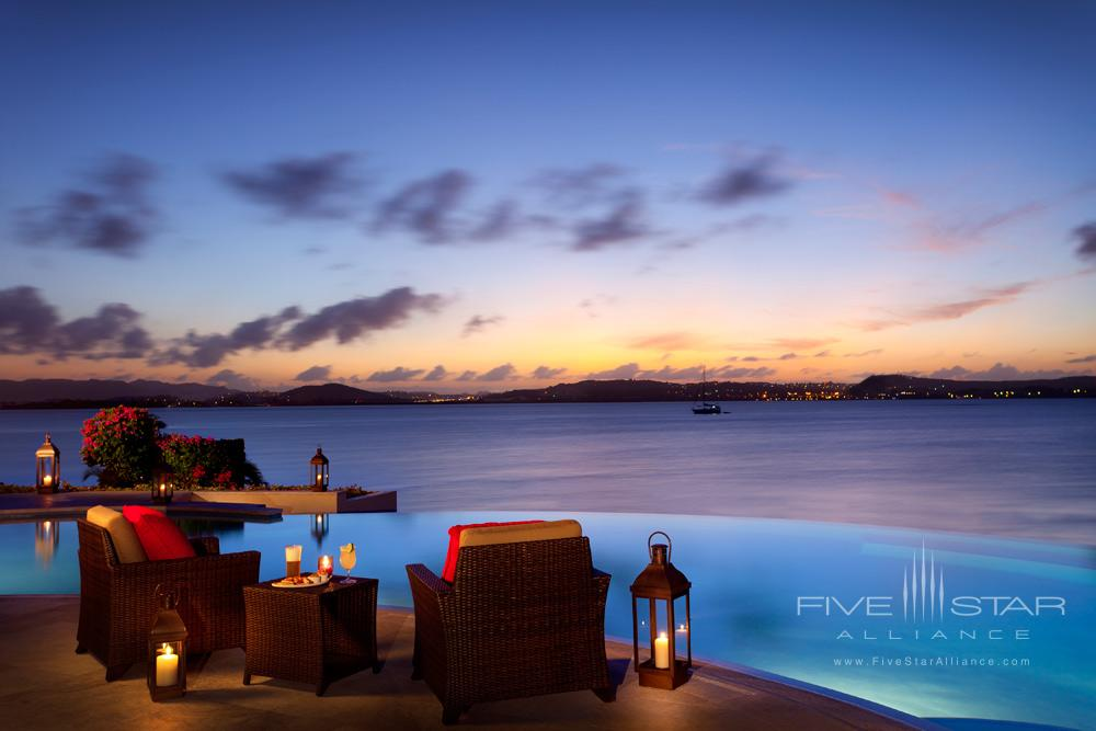 Jumby Bay pool grille by the infinity poolSt JohnsAntigua And Barbuda
