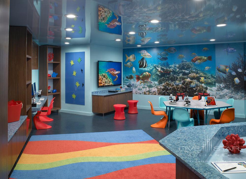 Kids Club at Acqualina Resort and SpaSunny Isles BeachFL
