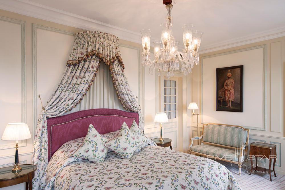 Patiala Suite at Beau Rivage GenevaSwitzerland